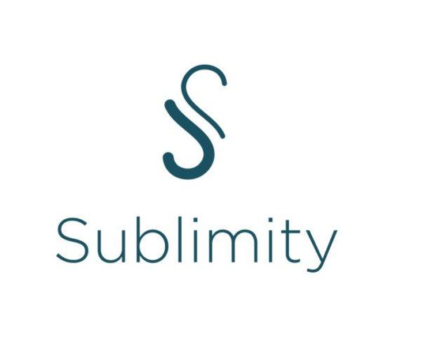 Sublimity logo sebbin